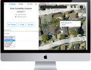Before your sales team even steps foot into the field, they will be able to use the online canvassing platform to view and tag addresses based on site suitability.