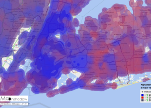 Population Density, Political Party Registration – NYC.