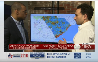 L2 VoterMapping - CBS News