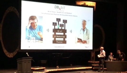 DB4IoT Angel Oregon 2016