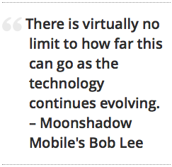 Techradar - Bob Lee Quote
