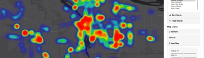 Slider-Background-Heat-Map