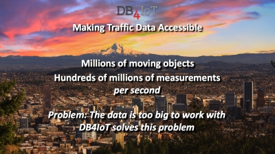 TransPort Making Traffic Data Accessible 2